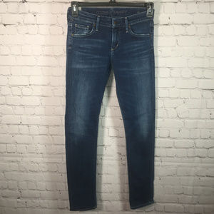 Citizens Of Humanity Arielle Mid Rise Skinny Sz 26